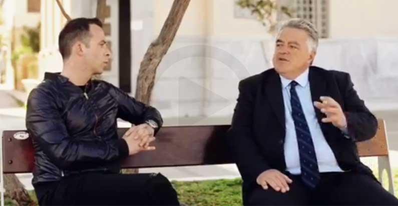 Συνέντευξη του κ. Δημητρίου στο Preveza Best