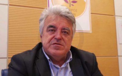 """Συνέντευξη του κ. Δημήτρη Δημητρίου στον Τύπο Ιωαννίνων. """"H Ήπειρος χρειάζεται όραμα"""""""